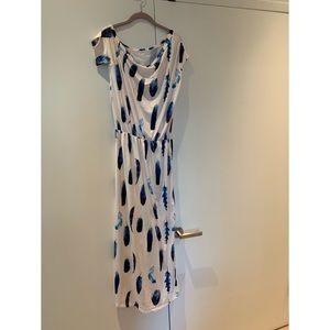Sz Small Silk Dress